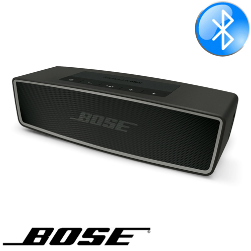 רמקול נייד Bose SoundLink MINI II, הרמקול הקומפקטי של חברת BOSE בגרסה חדשה עדכנית ומרהיבה!