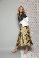 חצאית סאטן