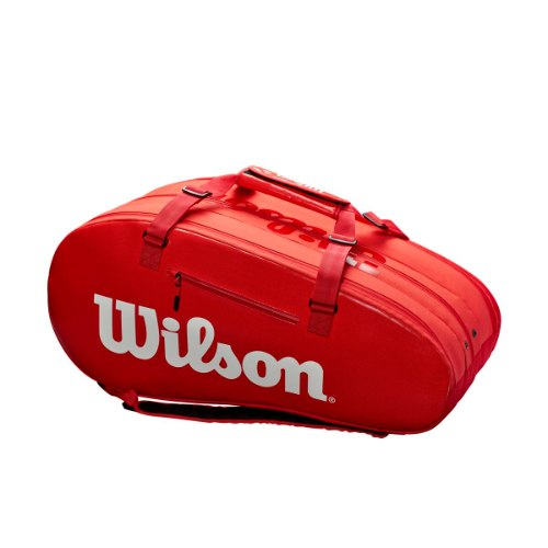תיק טניס 15 מחבטים Wilson Super Team