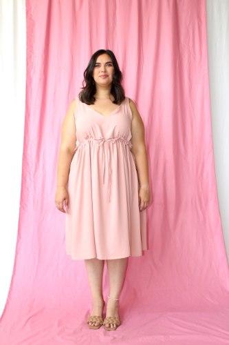 שמלת קארדי PINK