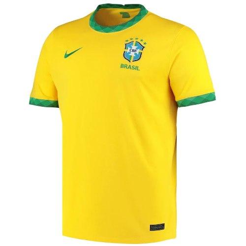 חולצת משחק ברזיל בית 2020