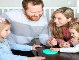 לוחץ אחרון - משחק ממכר ולחיץ לילדים