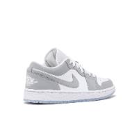 Nike Air Jordan 1 Low Aluminium Wolf Grey
