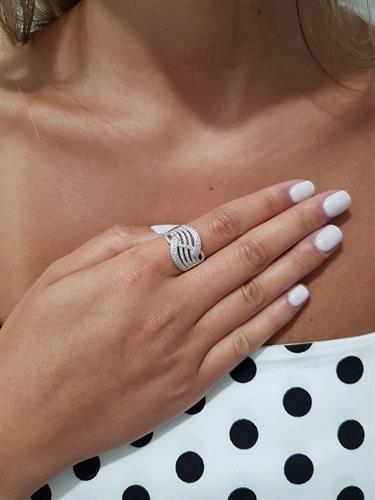 טבעת גלים