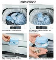 לוכד סיבים ושערות למכונת הכביסה- WMcollector