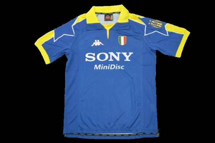 חולצת יובנטוס עונת 1998-1999
