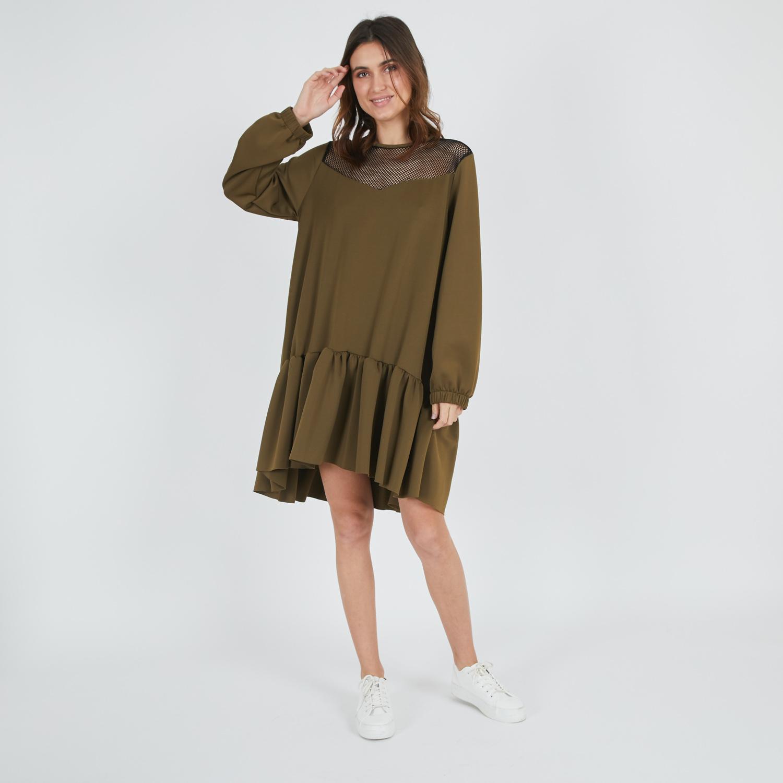 שמלת לאב מי ירוקה