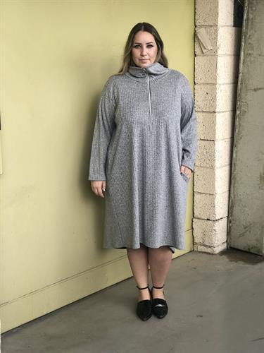 שמלת פריז ריב