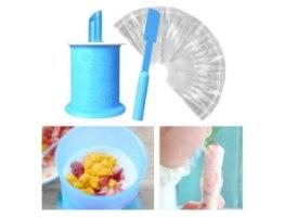 מכונת גלידה ביתית ידנית