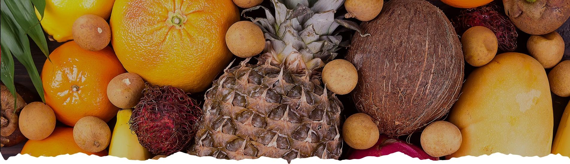 פירות - משק מיכאלי - סלי ירקות ופירות