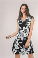 שמלה מוריסי פרחים