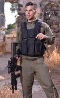 Police israel vest