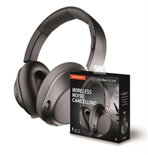 אוזניות Plantronics Backbeat GO 810 Bluetooth