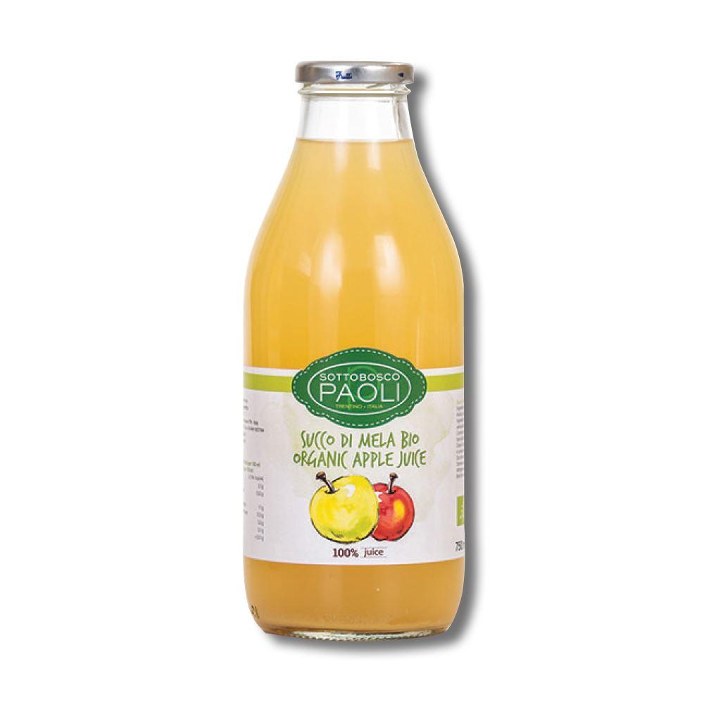 מיץ תפוחים ארוגני