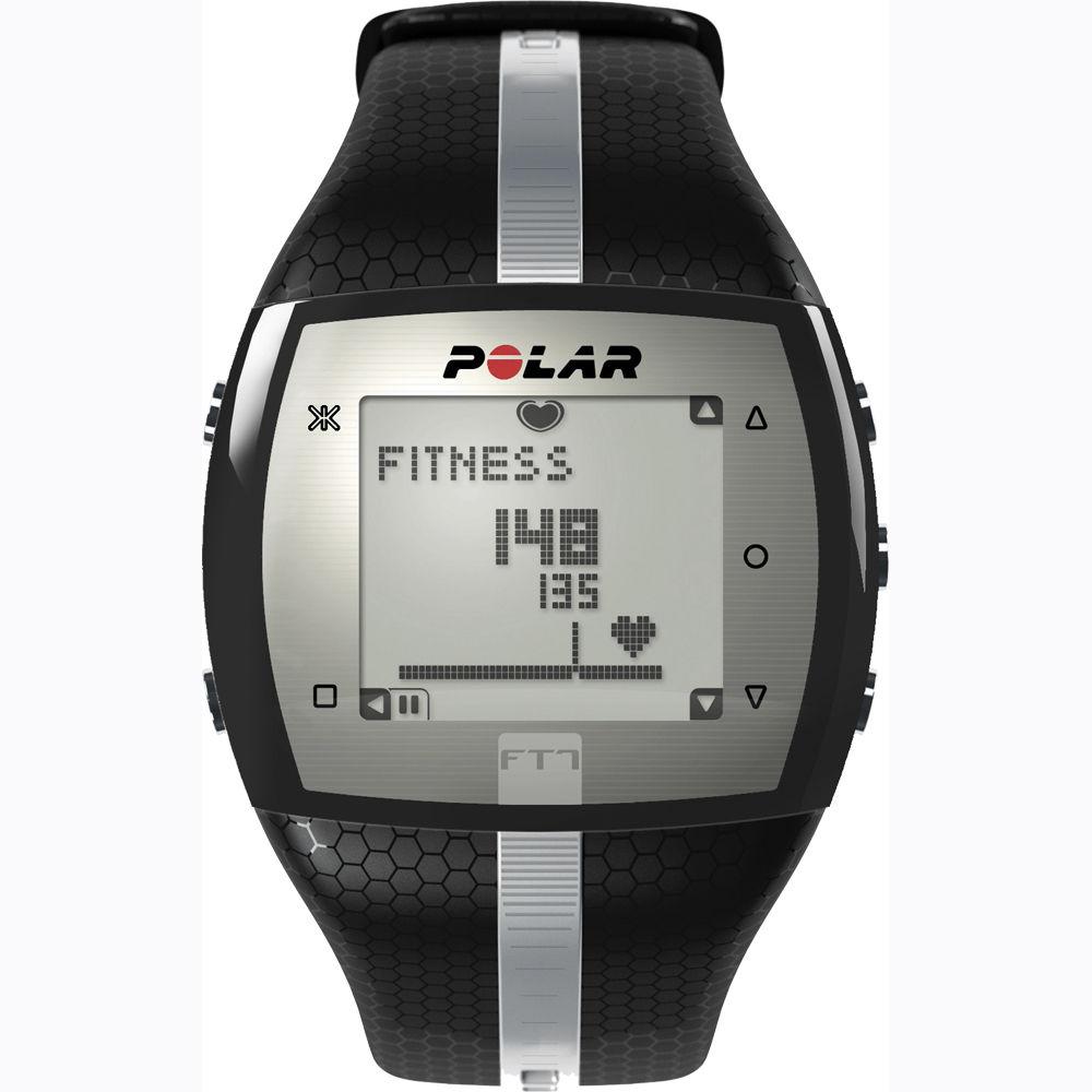 שעון ספורט FT7 Polar, לשמור על אימון נכון ולהשתמש בתכונות הבסיסיות של אימון ודופק