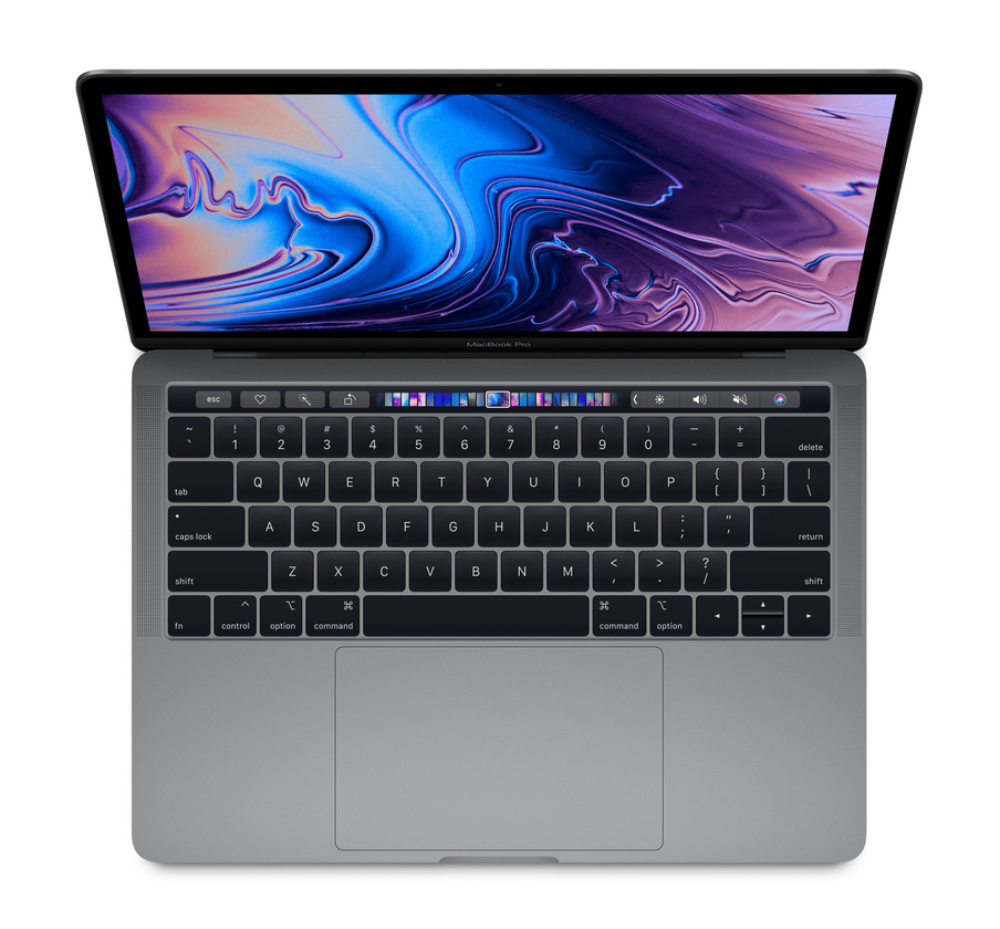 MBP 13 TB 2.7GHz quad core 8th generation Intel Core i7