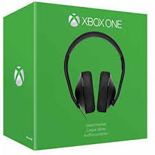 אוזניות Microsoft XBOX ONE Chat Headset