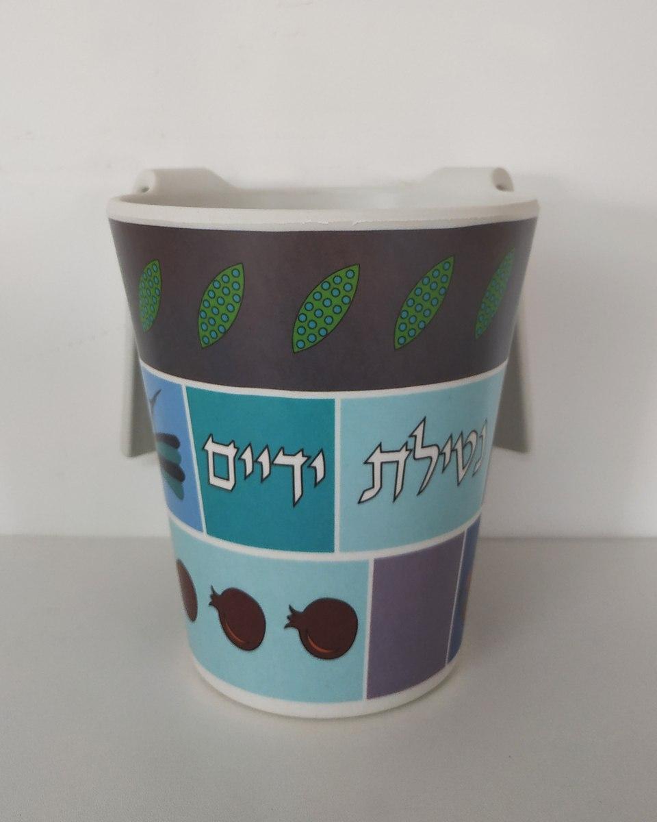 נטלה אריחים עלים - במבוק - דוגמא