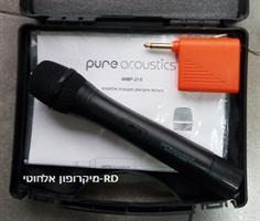 מיקרופון אלחוטי Pure Acoustics WMP-215