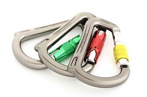 טבעת Dmm - Rhino טריפל לוק Locksafe