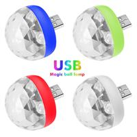USB מיני דיסקו