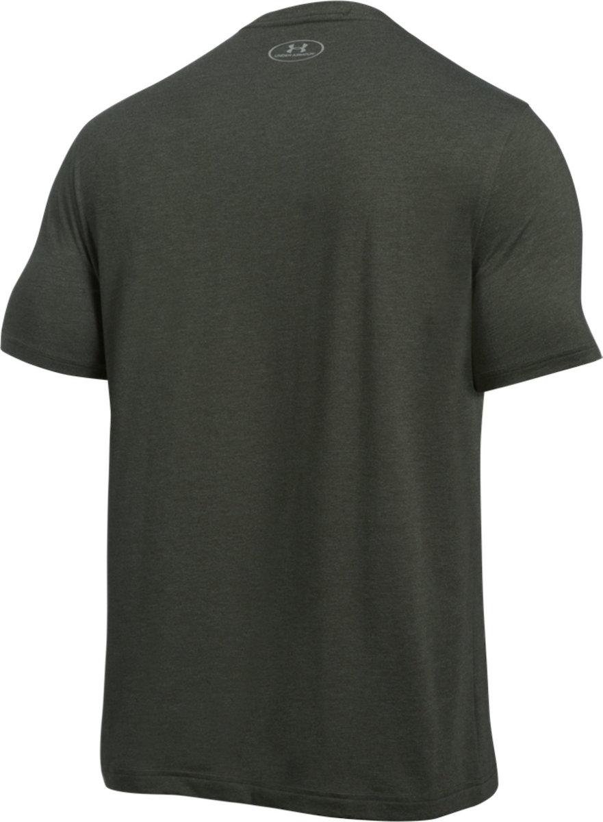 חולצת אימון קצרה אנדר ארמור לגבר 1257616-358 Under Armour Men's Sportstyle T-Shirt