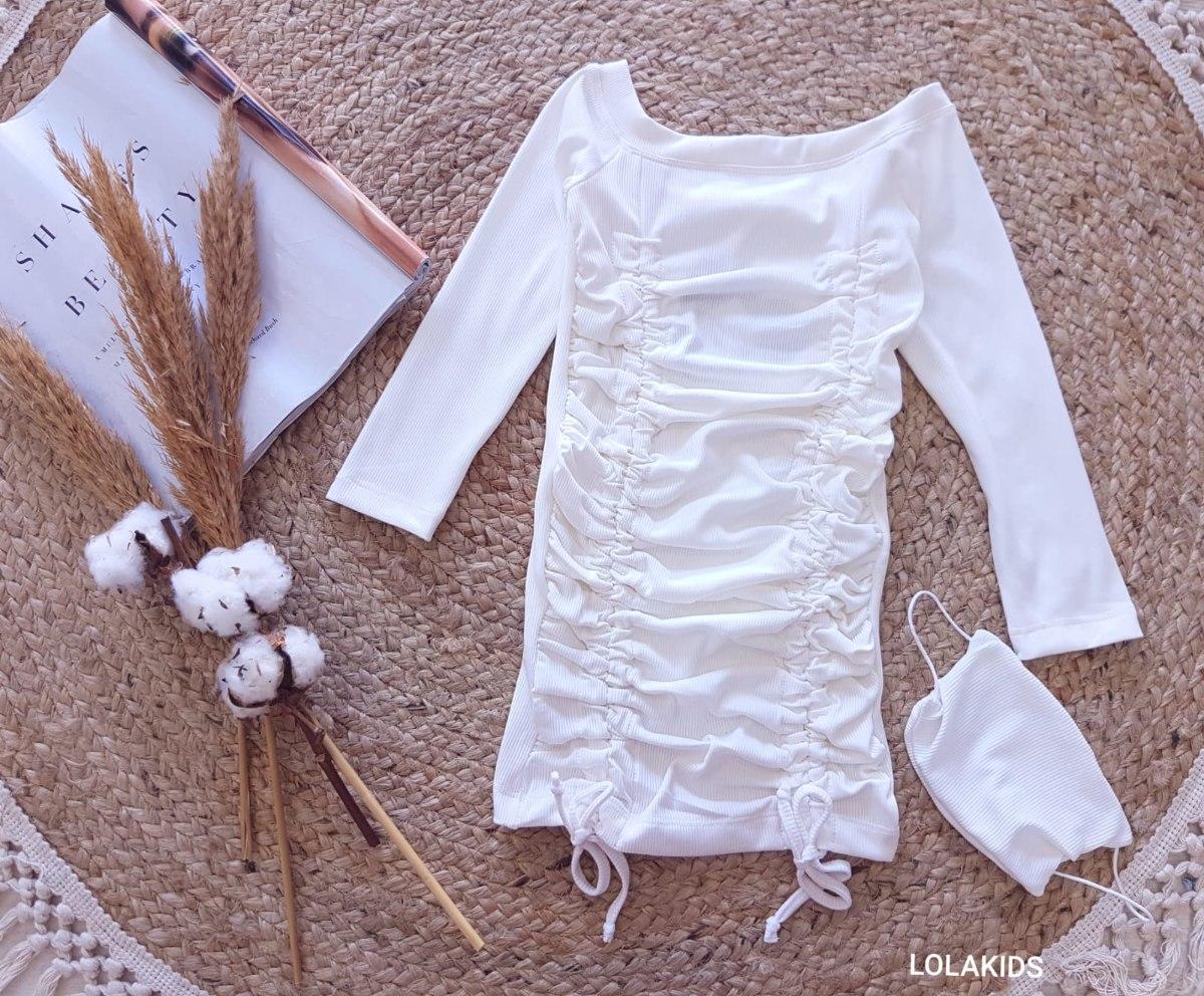 שמלת אנגל +מסכה דגם 6791