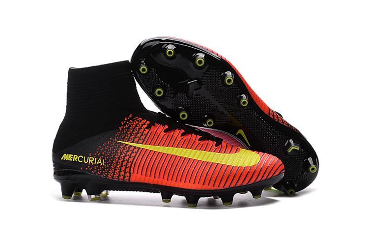 נעלי כדורגל מקצועיות NIke Mercurial Superfly V AG-Pro מידות 35-45
