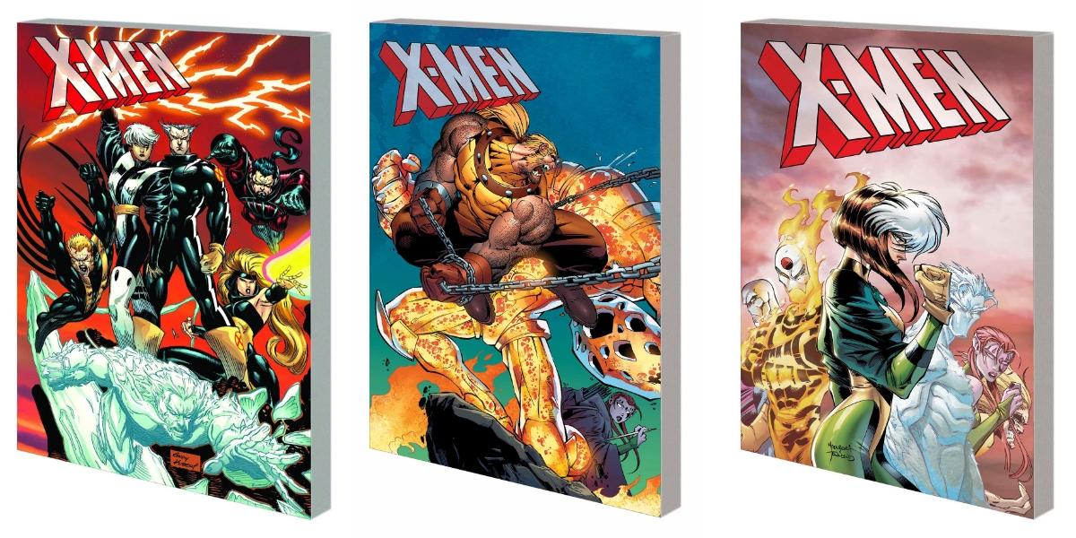 שלישיית ספרי אקס-מן: אפוקליפס