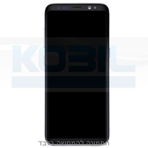 החלפת מסך LCD+מגע מקוריים Samsung Galaxy S9 Plus סמסונג