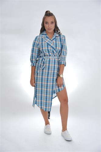 שמלת משבצות סרילנקה