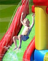 מתקן קפיצה והשפרצה פאן לנד הפי הופ - 9016 - Jump And Splash Funland HappyHop