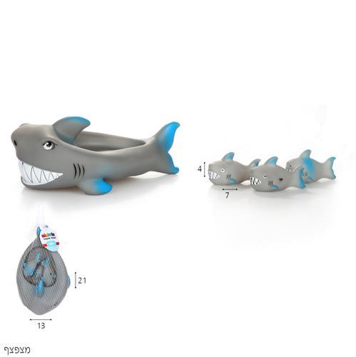 משחקי אמבטיה כרישים