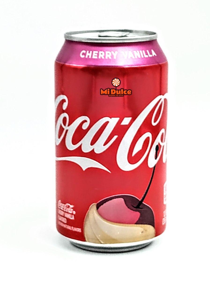 קוקה קולה וניל דובדבן
