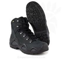 נעליים טקטיות  הרים לואה LOWA Z-6S GTX Mid black