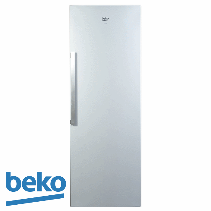 beko מקפיא 7 מגירות דגם: RFNE290L33S צבע כסוף