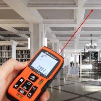 מד לייזר מקצועי עד 40 מטר למדידת בתים-160 שקלים בלבד כולל משלוח