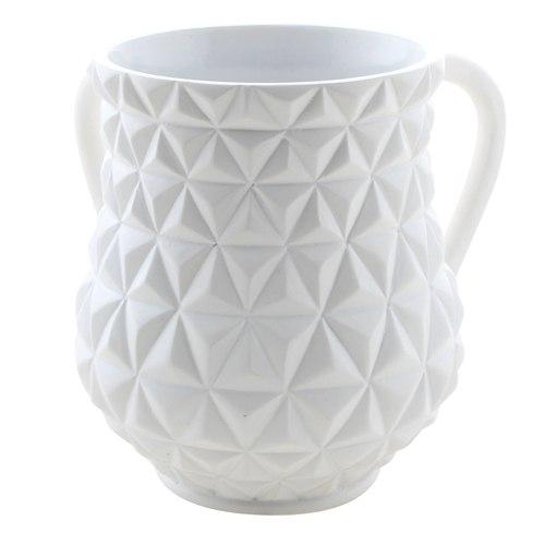 Elegant polyrasin14 cm washing cup