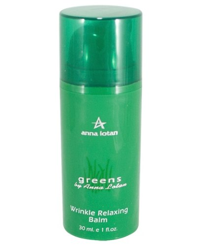 אנה לוטן סרום מגע קסם למניעת קמטים - Anna Lotan Greens Wrinkle Relaxing Balm