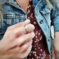 טבעת עדן קלאסית - 2 שורות