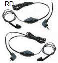 אוזניות למכשירי קשר קוברה COBRA