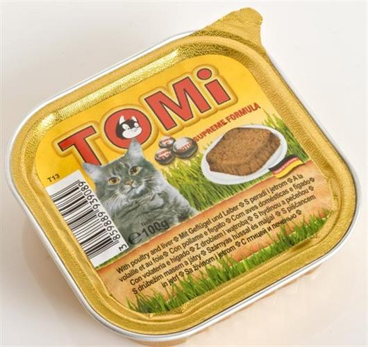 TOMI טומי מעדן פטה עוף וכבד