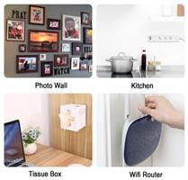 פתרון לקיבוע פריטים לקיר