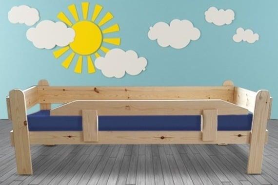 מיטת מעבר לילדים עד גיל 3