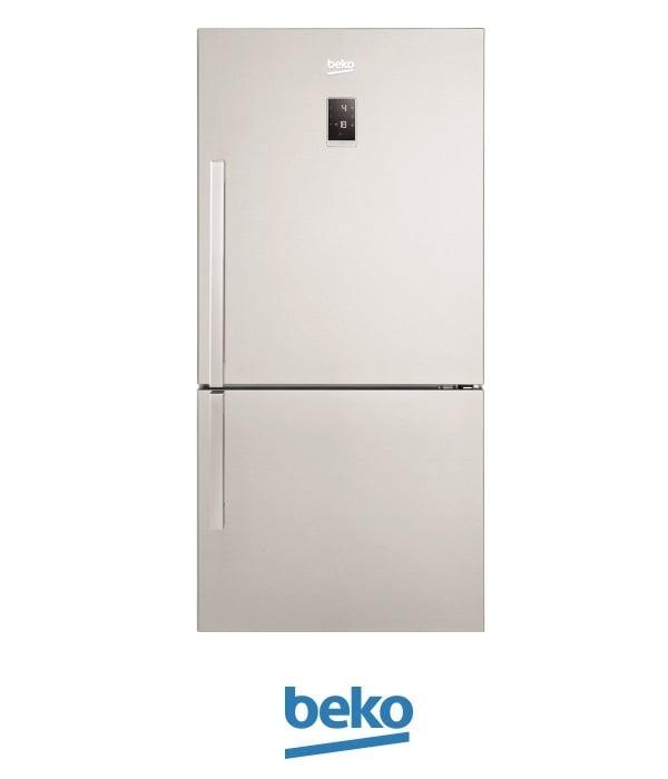 beko מקרר מקפיא תחתון 574 ליטר דגם: CN160231X