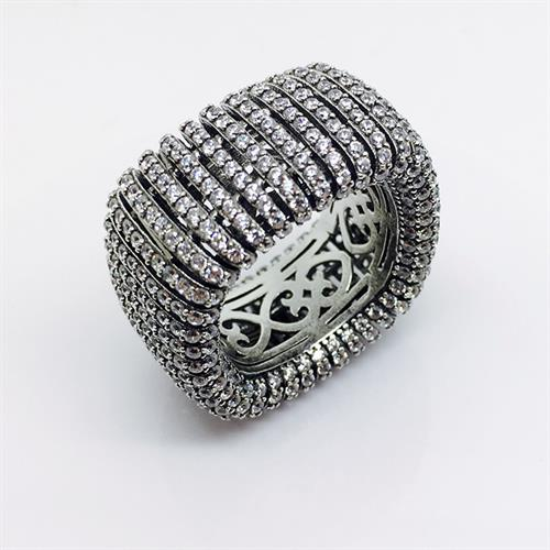 טבעת כסף איטלקית נשים 925 MY121500021095