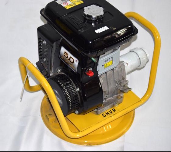 ויברטור לבטון מנוע בנזין 38 ממ כולל מחט