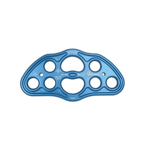 סדרן עגינות- DMM Bat Plate M כחול