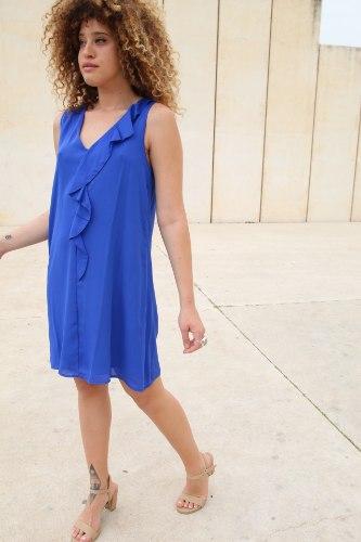 שמלת מלמלה וי