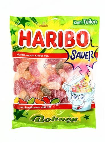 Haribo Bohnen Sour